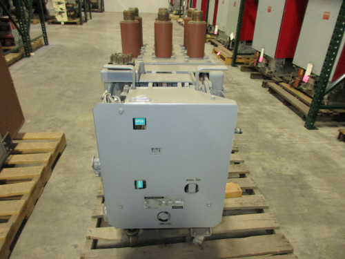 VVC-4.16-250-1H GE Magne-Blast 2000A 4.76KV Vacuum Breaker Conversion