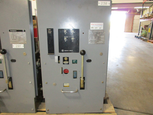 DS-632 Westinghouse 3200A EO/DO LS Air Circuit Breaker
