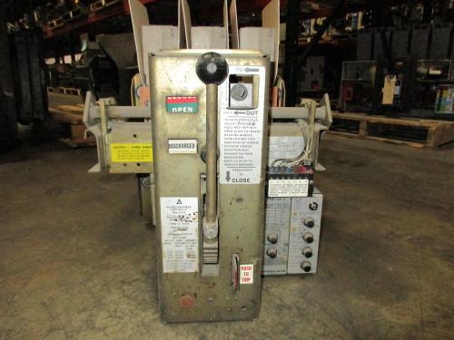 LA-600A Allis-Chalmers 600A MO/DO LSIG Air Circuit Breaker