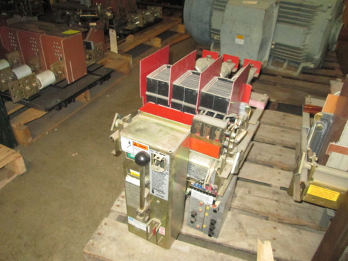 LAF-600B Siemens-Allis 600A MO/DO 1200A Fuses LSG Air Circuit Breaker