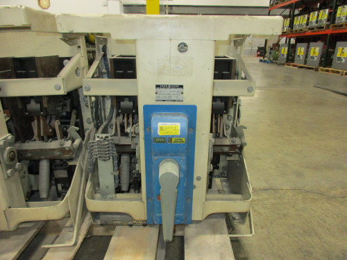 AKU-2-50 GE 1600A MO/DO 2000A Fuses LI Air Circuit Breaker