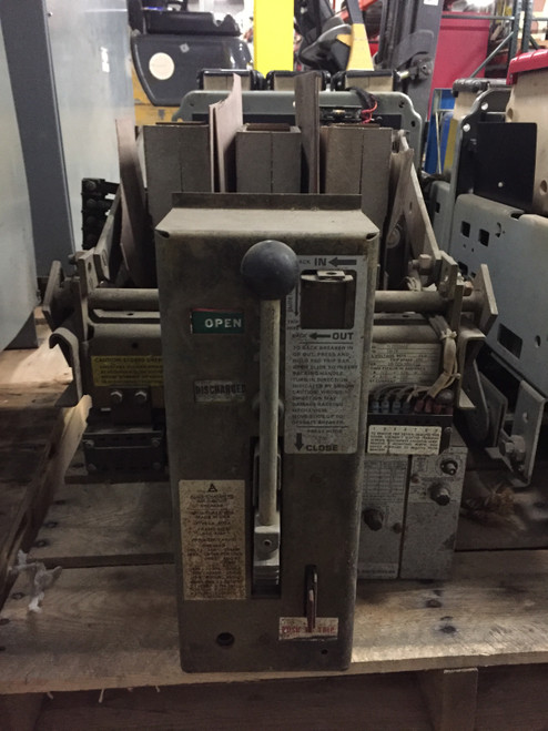 LA-600A Allis-Chalmers 600A MO/DO LI Air Circuit Breaker