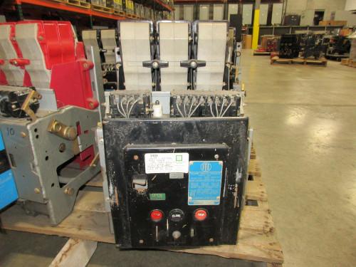 K-600 ITE Black 600A EO/DO Air Circuit Breaker (No Trip Unit)