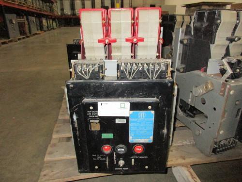 K-600 ITE Red 600A EO/DO Air Circuit Breaker (No Trip Unit)