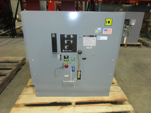 DS-840 Westinghouse 4000A EO/DO LSI Air Circuit Breaker