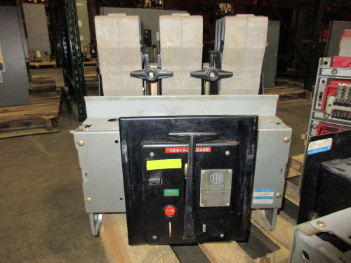 K-1600 ITE Black 1600A MO/DO LS Air Circuit Breaker