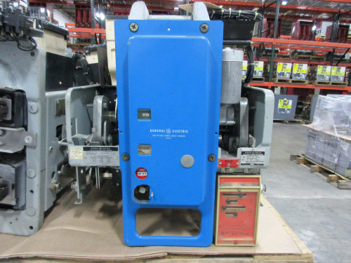 AKR-4A-50 GE 1600A EO/DO LS Air Circuit Breaker
