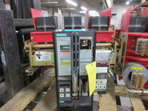 RL-1600 Siemens 1600A MO/DO LSIG Air Circuit Breaker (New Surplus Take-Out)