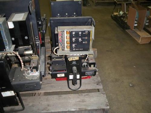 DB-25 Westinghouse 600A MO/DO LIG Air Circuit Breaker