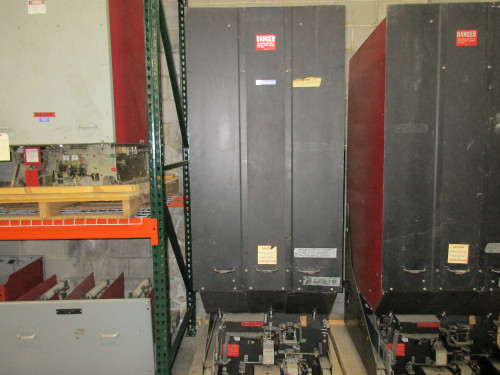 150 DH 1000E Westinghouse 1200A 15KV Air Circuit Breaker