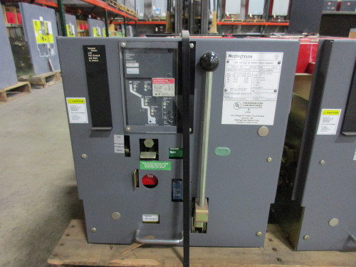 DS-416 Westinghouse 1600A Frame 200A Cont. Current MO/DO LS Air Circuit Breaker
