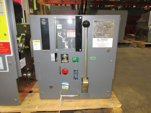 DS-416 Westinghouse 1600A Frame 1200A Cont. Current MO/DO LS Air Circuit Breaker