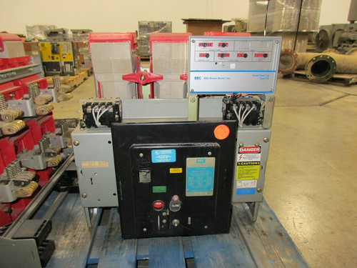 K-1600S ITE/BBC Red 1600A EO/DO LSI Air Circuit Breaker