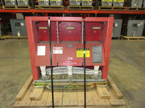 ABB 6 Terminal Simple Ground & Test Unit 3000A for ADVAC Circuit Breakers