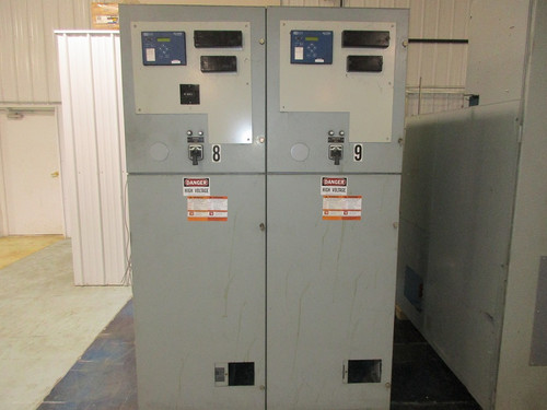 ITE 5HK Two Section 1200A Switchgear (#5)