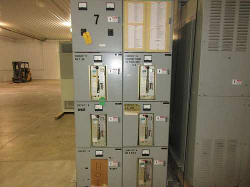 Siemens Type R Switchgear (#13)