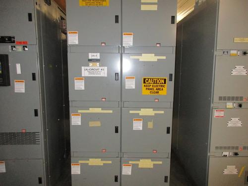 Square D Power Zone III 480/277V Switchgear (#20)