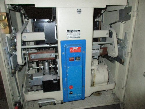 AK-2A-75 GE 3000A EO/DO LI Air Circuit Breaker (In Structure)