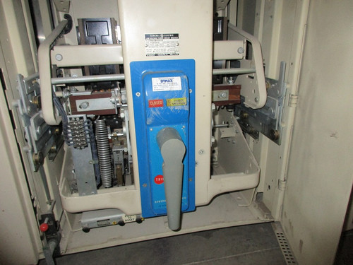 AKU-2A-50 GE 1600A MO/DO LSI Air Circuit Breaker (In Structure)