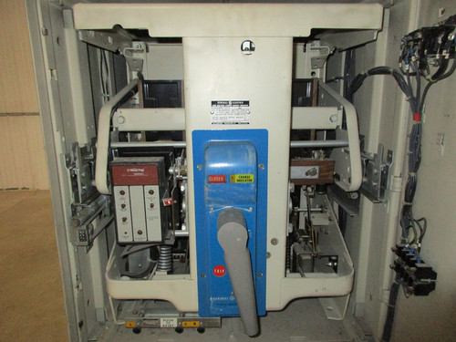 AKU-2A-50-2 GE 1600A MO/DO LIG Air Circuit Breaker (In Structure)