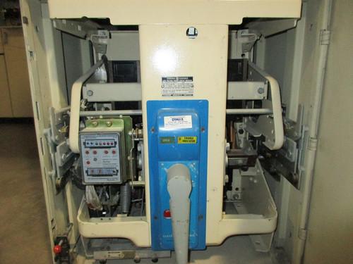 AKU-3A-50 GE 1600A MO/DO LSI Air Circuit Breaker (In Structure)