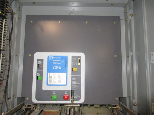 50VCP-W250 Westinghouse/Cutler-Hammer 1200A 4.76KV Vacuum Circuit Breaker (In Structure)