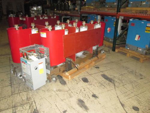 VV-1500 Siemens 1200A 38KV AC High Voltage Circuit Breaker