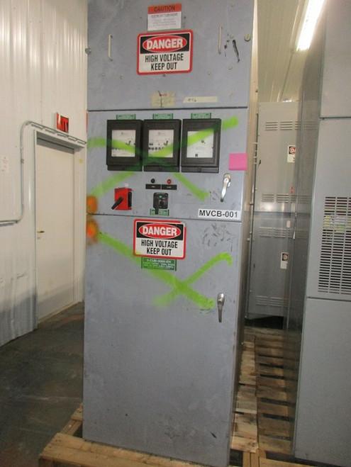 ABB Single Section 4160V Switchgear (#46)