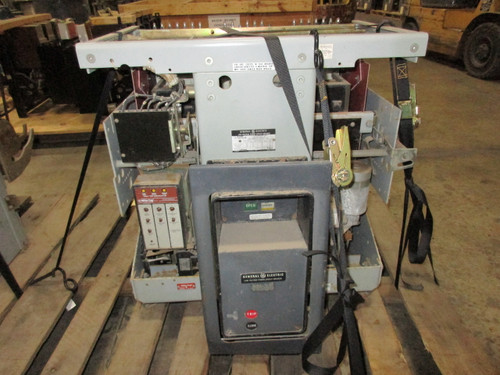 AKR-6D-75 GE 3200A EO/DO LSG Air Circuit Breaker