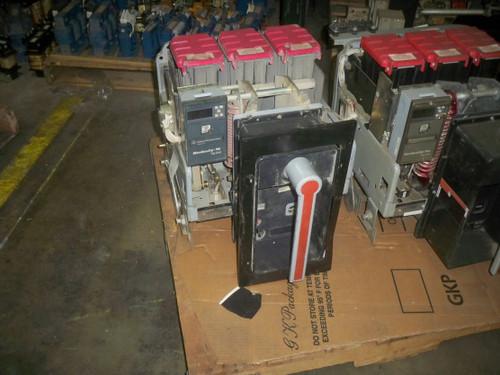 AKR-10D-50H 1600A MO/DO LSIG Air Circuit Breaker