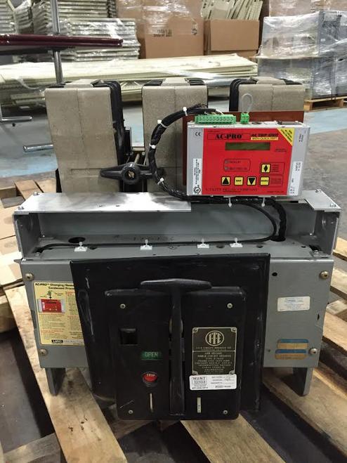 K-1600 ITE Black 1600A MO/DO LSIG Air Circuit Breaker W/AC-PRO