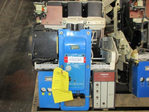 AKU-3A-25 GE 600A EO/DO 800A Fuses LI Air Circuit Breaker