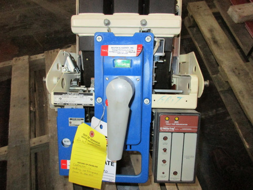 AKU-6A-25-1 GE 600A MO/DO 600A Fuses LI Air Circuit Breaker