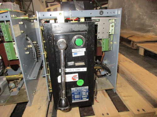 SSPB GTE/Sylvania 800A MO/DO Air Circuit Breaker (No Trip Unit)