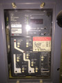 DS-840 Westinghouse 4000A MO/DO LSIG Air Circuit Breaker