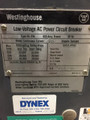 DSL-206 Westinghouse 800A MO/DO 2000A Fuses LSIG Air Circuit Breaker