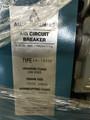 LA-1600F Allis-Chalmers 1600A MO/DO 2000A Fuses LSIG Air Circuit Breaker