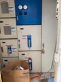 GE AKD-5 NEMA 3R Walk-In Main-Tie Switchgear Lineup (#205)