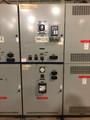 Westinghouse VCP-W 1200A 5KV Metal-Clad Switchgear Lineup (#216)