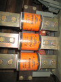LA-600F Allis Chalmers 600A MO/DO 1600A Fuses Air Circuit Breaker (No Trip Unit)