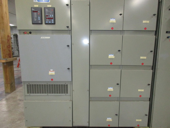 Attain Superior Power Distribution Control with Westinghouse Switchgear