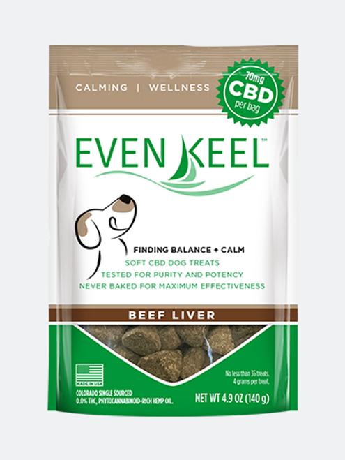 Even Keel CBD Dog Treats