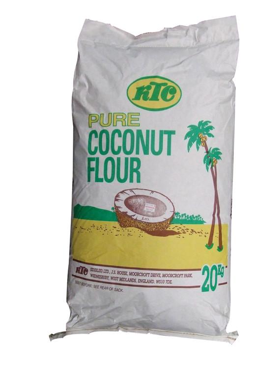 KTC Gluten Free Coconut Flour - 1x20kg