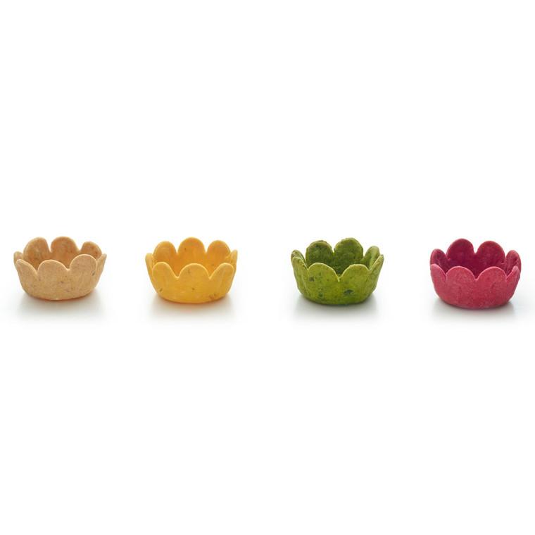 Pidy Vegan Veggie Cups Assortment 4cm - 1x96