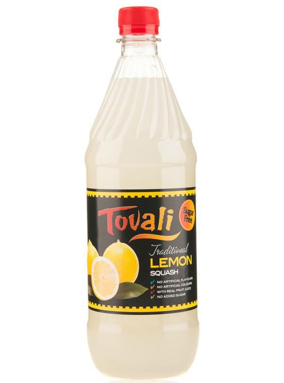 Tovali Sugar Free Diabetic Lemon Squash - 12x1ltr