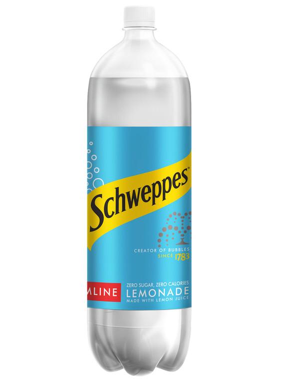 Schweppes Diet Lemonade - 6x2ltr