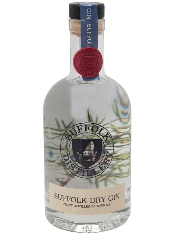 Suffolk Distillery Dry Gin 43% - 6x35cl