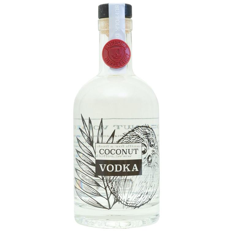 Suffolk Distillery Coconut Vodka 28% - 6x35cl T