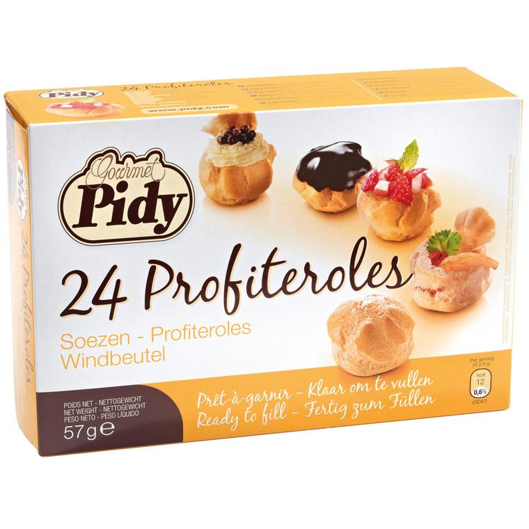 Pidy Profiteroles 4cm - 1x24