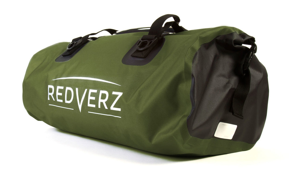 Redverz 50 Liter Dry Bag Green/Black